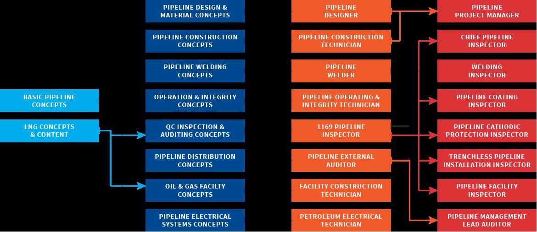 Pipeliner Career Paths